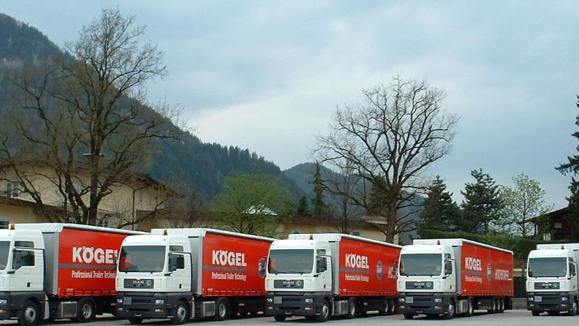 Hochstaffl Nutzfahrzeuge - Fahrzeugvermietung Rent