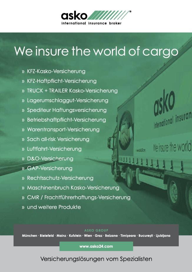 Hochstaffl Nutzfahrzeuge - Asko Versicherungspartner Finanzierung und Verkauf