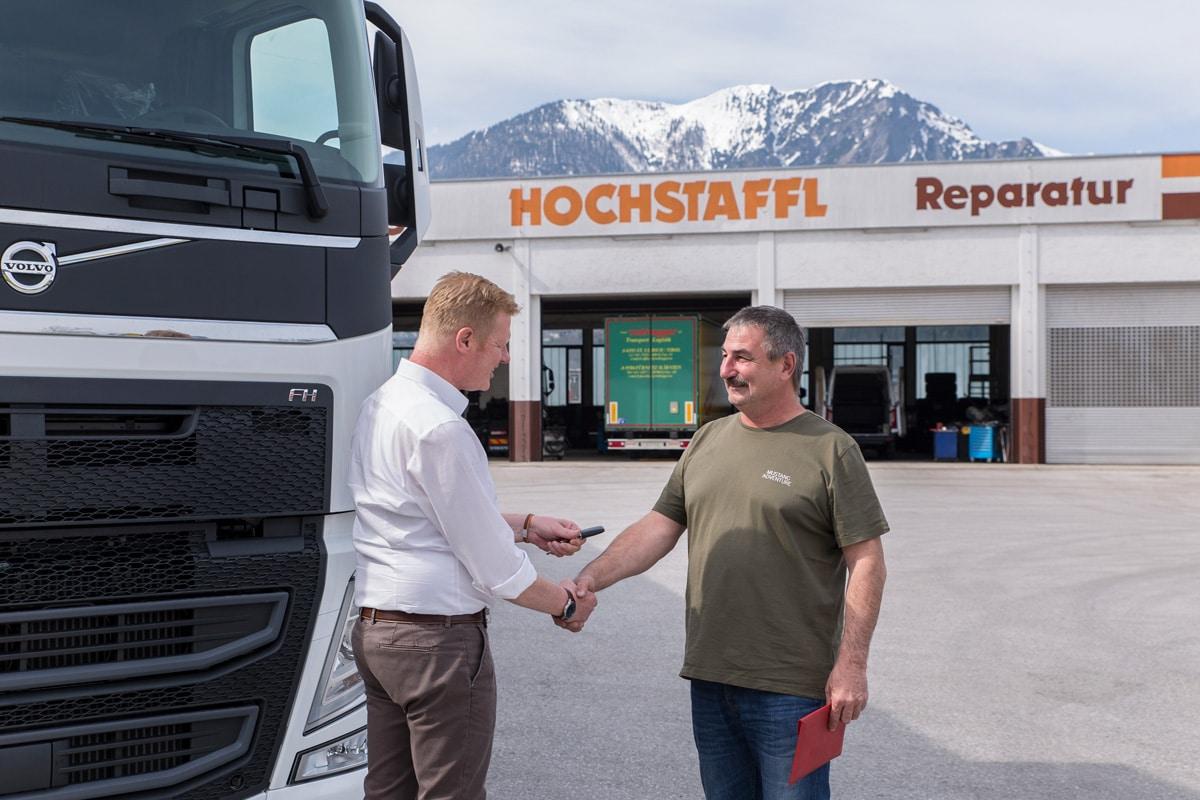 Hochstaffl Nutzfahrzeuge - Jobs/Karriere