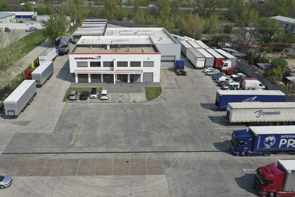 Hochstaffl Nutzfahrzeuge - Niederlassung Bratislava Slowakei