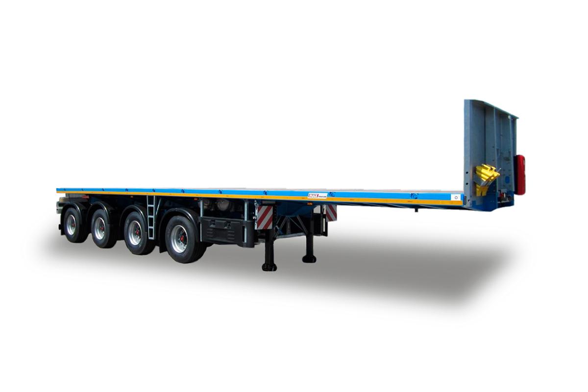 Hochstaffl Nutzfahrzeuge - Max 410 Trailer Tieflader