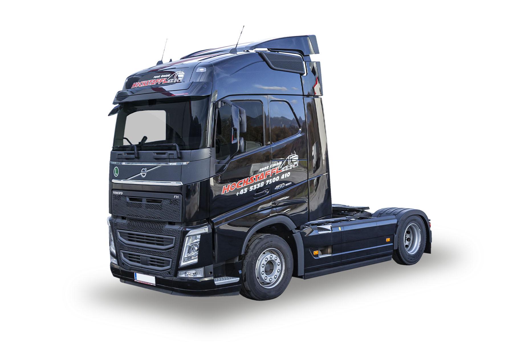 """Hochstaffl Nutzfahrzeuge - Volvo FH 460 4x2 Sattelzugmaschine """"Modell New"""" Standard Sattelzugmaschine Zugfahrzeuge"""